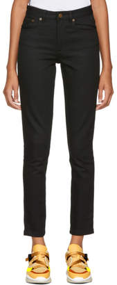 A.P.C. Black High Standard Jeans