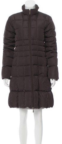 MonclerMoncler Knee-Length Down Coat