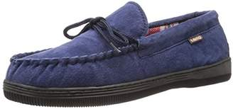 Lamo Men's Plaid Moccasins Slip-On Loafer