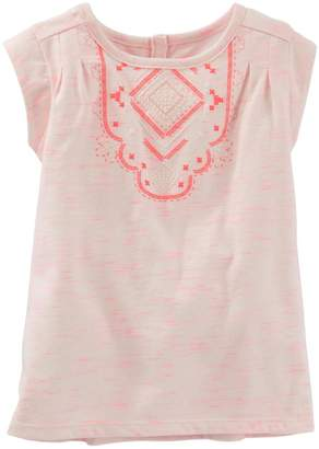 Osh Kosh Girls' Knit Fashion Top 21151610