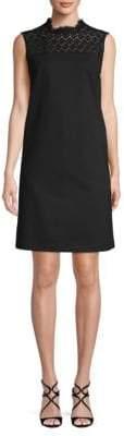 Lafayette 148 New York Lace Shift Dress