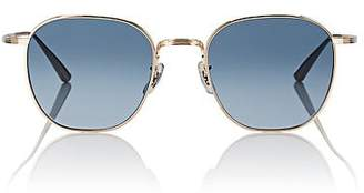 Oliver Peoples The Row Women's Board Meeting 2 Sunglasses - Gold