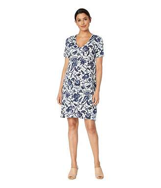 Karen Kane Abby V-Neck Dress
