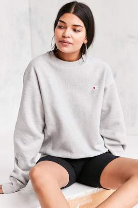 Champion Reverse Weave Pullover Sweatshirt $45 thestylecure.com