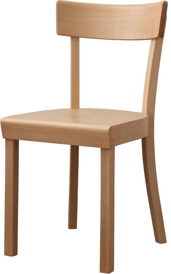 Stoelcker - Frankfurter Stuhl, Buche natur, matt lackiert