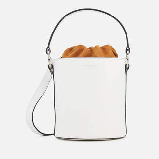 Meli-Melo Women's Santina Mini Bucket Bag - White
