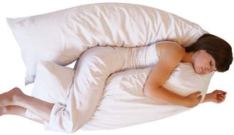 Pillow with Purpose Wrap Polyfill Body Pillow