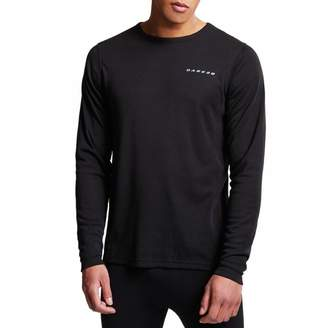 Black Insulate Base Layer Top