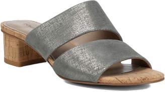 Donald J Pliner Margret Metallic Sandal