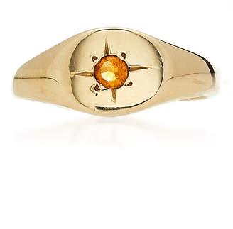 Thomas Laboratories Tarin Nara Citrine Ring