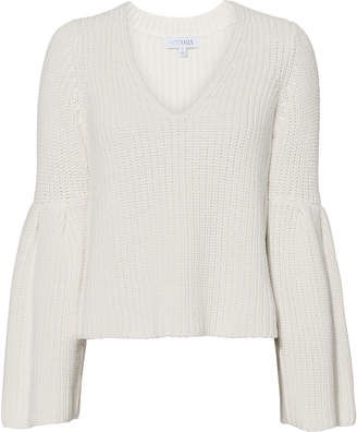 Intermix Noelle V-Neck Sweater