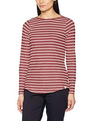 Fat Face Women's Organic Cotton Breton Long Sleeve Top,8