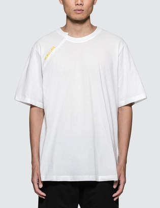 Helmut Lang Cut Neck T-Shirt