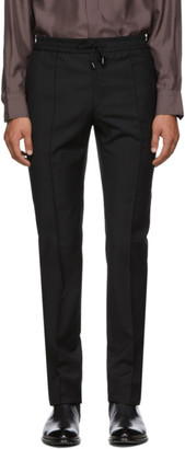 Brioni Black Sidney Trousers