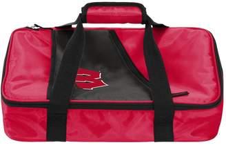 NCAA Logo Brand Wisconsin Badgers Casserole Caddy