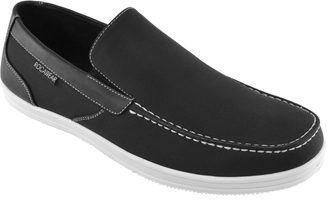 Black Eric Loafer - Men $30 thestylecure.com
