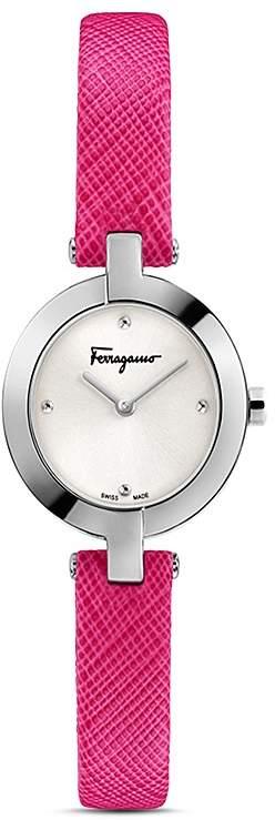 Salvatore Ferragamo Miniature Watch, 26mm