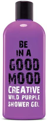 Be In A Good Mood BE IN A GOOD MOOD Creative Wild Purple Shower Gel