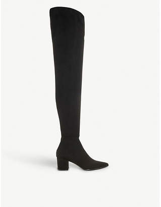 Steve Madden Bolted stretch over-the-knee boots