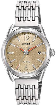 Citizen Women's Stainless Steel Bracelet Watch