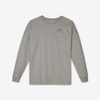 Converse Mountain Club Womens Long-Sleeve T-Shirt