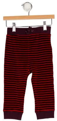 Burberry Girls' Fleece Striped Pants