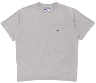 The North Face (ザ ノース フェイス) - THE NORTH FACE PURPLE LABEL High Bulky H/S Pocket Tee