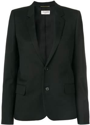 Saint Laurent single-breasted blazer