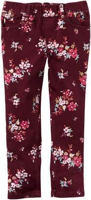 Carter's Girls 4-8 Printed Pants