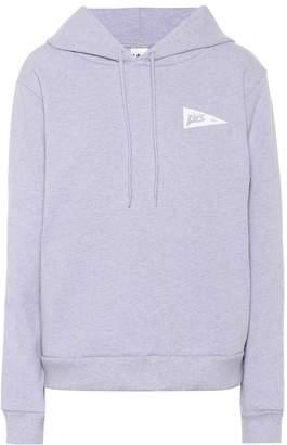 A.P.C. Caryl cotton-blend hoodie