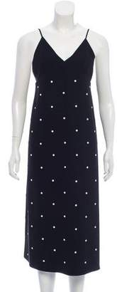 Tibi Embellished Midi Dress w/ Tags