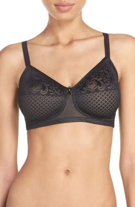 Wacoal Visual Effects Wireless Minimizer Bra