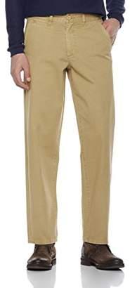 Co Quality Durables Men's Oversize Military Chino Pants Khaki x32