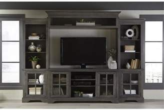 Three Posts Zurich Entertainment Center for TVs up to 75""