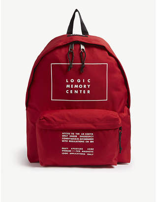 Undercover slogan backpack