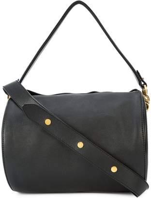 Oscar de la Renta medium barrel shoulder bag
