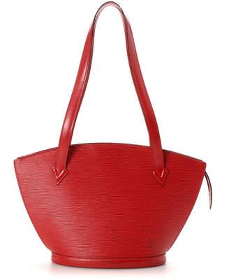 Louis Vuitton Saint-Jacques Long Tote Bag - Vintage