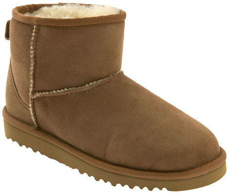 UGG® Australia 'Kiddie Mini' Boot (Toddler, Little Kid & Big Kid)