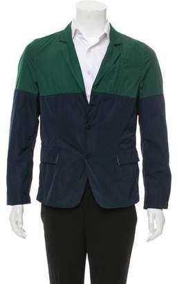 NUMBER:Lab Lightweight Button-Up Jacket