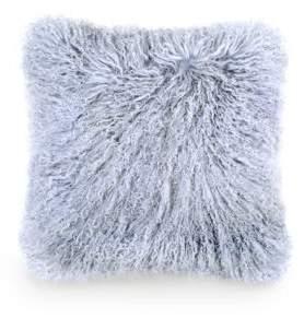 Nema Home Ali Mongolian Sheep Fur Pillow