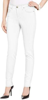 Style&Co. Style & Co. Petite Curvy-Fit Skinny Jeans
