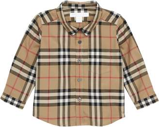 Burberry Fred Plaid Shirt