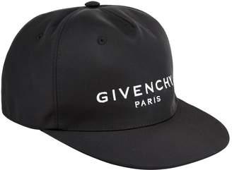 Givenchy Paris Logo Cap