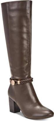 Karen Scott Galee Dress Boots, Created For Macy's Women's Shoes