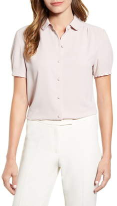 Anne Klein Button Down Blouse