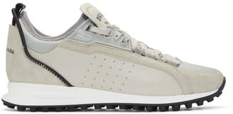 DSQUARED2 Grey 2Run Sneakers