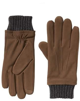 Banana Republic Nubuck Leather Glove