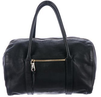 Chloé Leather Bowler Bag