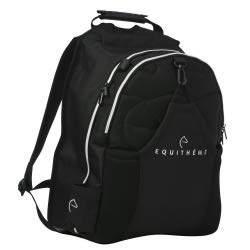 Equipment EKKIA (Ekia) 3338025589079 Horse Riding EQUITHEME Back Pack Black 935010200