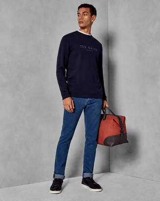 Ted Baker TALMA Tapered light wash jeans